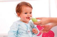 Вибір народних засобів від нежитю для однорічної дитини