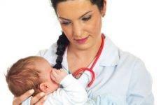 Лікування нежиті у новонародженого