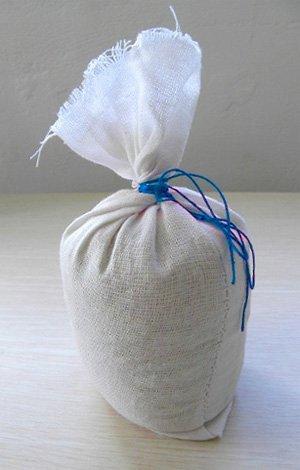 Мешочки с солью для прогревания как сделать
