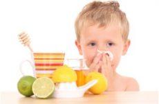 Лікування нежиті у дитини