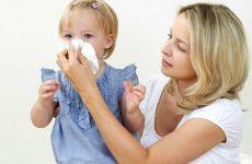 Як правильно лікувати нежить у дітей народними засобами?