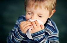 Лікування нежиті у дворічних дітей народними засобами