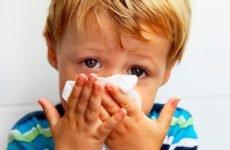 Як швидко вилікувати нежить у дітей народними засобами