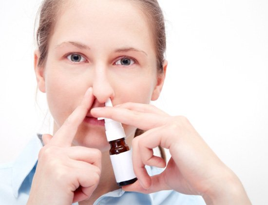 Чем беременным закапать нос 24