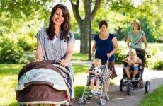 Можна гуляти при нежиті дорослим і дітям?