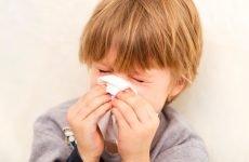 Як лікувати нежить у дитини в 3-4 роки народними засобами