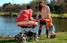 Можна гуляти з немовлям, якщо у нього нежить?