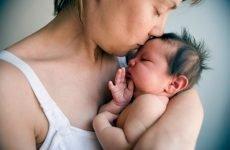 Докладно про нежить у новонароджених дітей