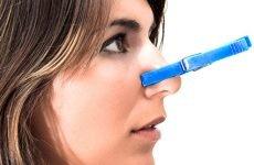 Як швидко позбавитися від нежиті і закладеності носа?