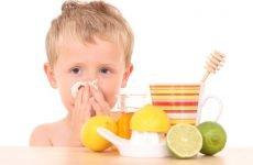 Якими народними методами можна лікувати нежить у дітей?