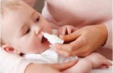 Нежить у немовляти