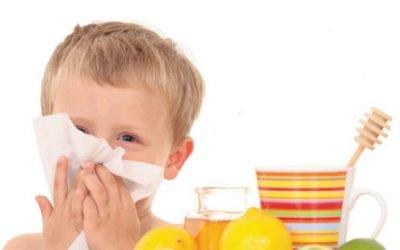 Лікування нежиті у дітей