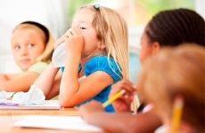 Докладно про алергічний нежить у дітей