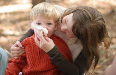 Як вибрати народні засоби від нежитю для дитини