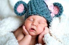 Нежить у немовляти – це нормально!