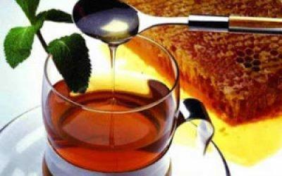 Лікування ангіни медом