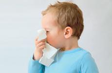 Лікування затяжного нежитю у дорослих і дітей