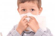Як і чим вилікувати нежить у дитини