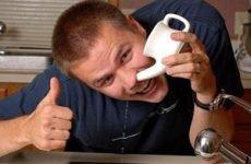 Чим полоскати ніс при гаймориті