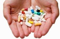 Таблетки при гаймориті