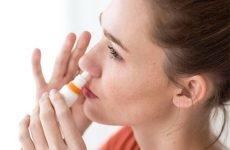Який спрей краще лікує нежить?