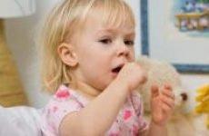 Гавкаючий кашель у дитини – причини і лікування