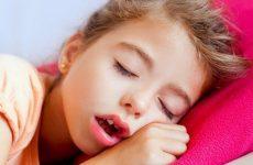 Хропіння у дітей уві сні – причини, лікування