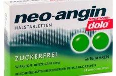Чи можна застосовувати Нео-Ангін при вагітності?