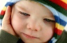 Симптоми і лікування отиту у дитини
