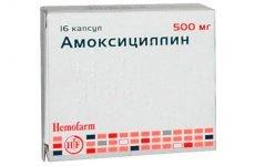 Як правильно лікувати ангіну амоксициліном?