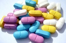 Антибіотики в таблетках від ангіни