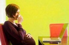 Краплі в ніс для вагітних