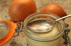 Цибулю з цукром від кашлю – рецепт приготування