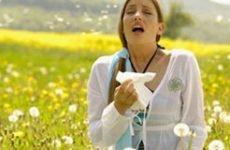 Алергічний риніт при вагітності