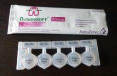 Пульмикорт для інгаляцій для дітей і дорослих, інструкція із застосування і дозування