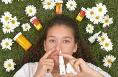 Краплі в ніс від алергії, список препаратів і їх свідчення