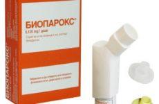 Биопарокс при гаймориті – інструкція застосування препарату