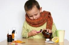 Чим лікувати сухий кашель у дитини