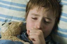 Сухий кашель у дитини, основні причини та принципи лікування