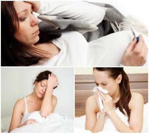 Простуда у беременных чем лечиться 4