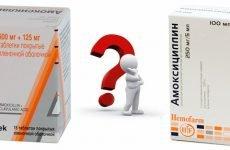 Який антибіотик при ангіні краще — амоксицилін або амоксиклав?