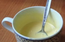 Гоголь моголь від кашлю – рецепт приготування