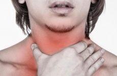 Набряк гортані – причини, симптоми, лікування набряку горла
