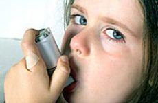Бронхіальна астма у дітей: причини, симптоми, лікування