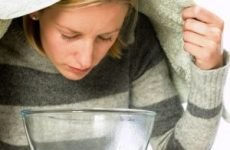 Інгаляції при кашлі в домашніх умовах
