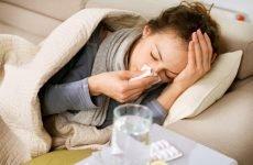 Лікування ГРВІ в домашніх умовах