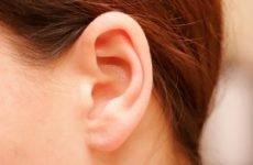 Лікування фурункула у вусі, слуховому проході, на мочці вуха