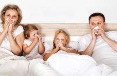 Чому розвиваються постійний нежить з ранку і нічна закладеність носа без нежиті?