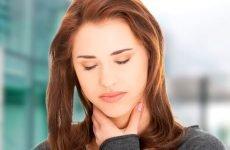 Які симптоми розвиваються при ангіні без температури
