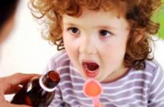 Ліки від кашлю для дітей, від сухого та мокрого